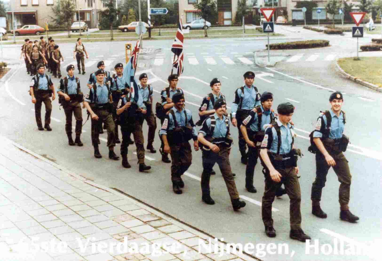 Nijmegen team